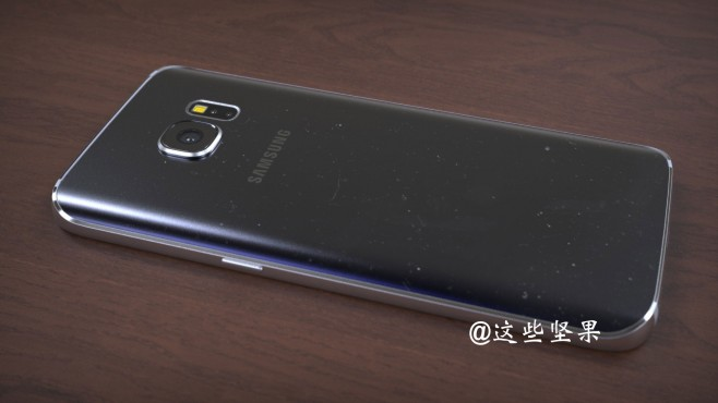 Galaxy S7 render - 1