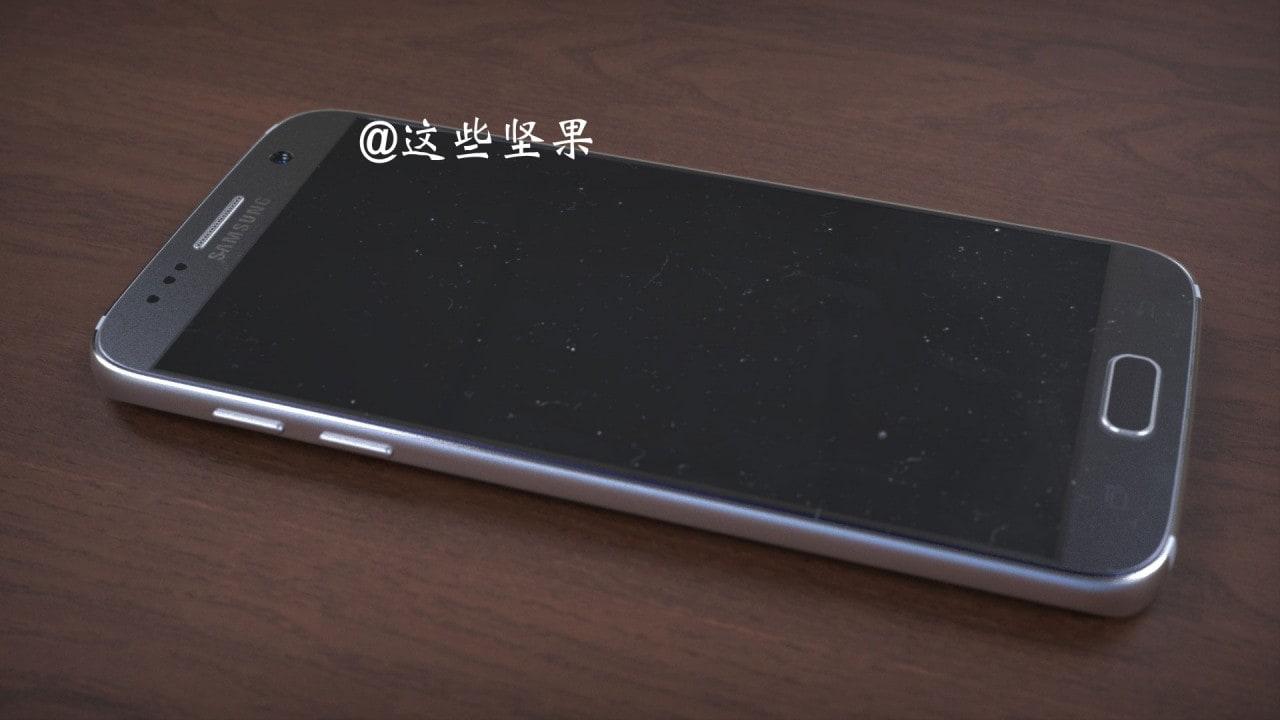 Galaxy S7 render - 2