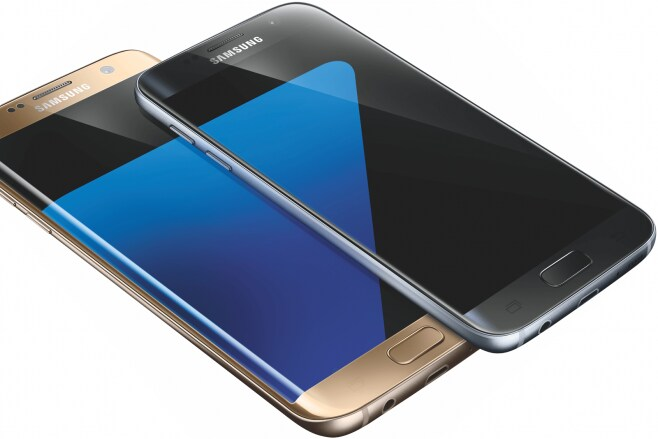 Galaxy s7 ed S7 edge angle