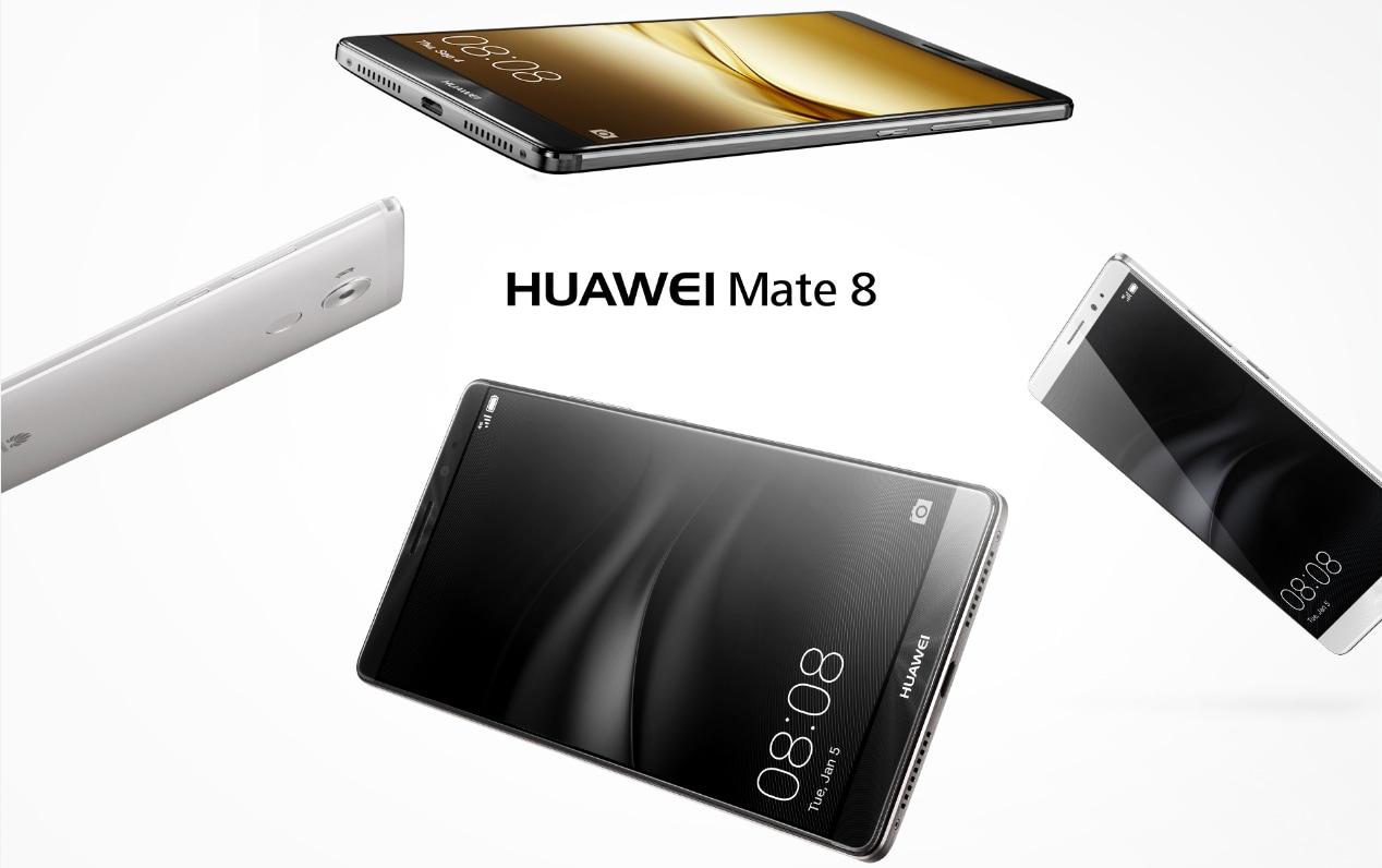 Huawei Mate 8 a sorpresa disponibile al pre-ordine in Italia a 599€