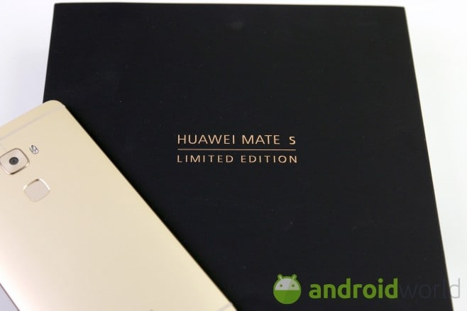 Huawei Mate S Limited Edition - 1