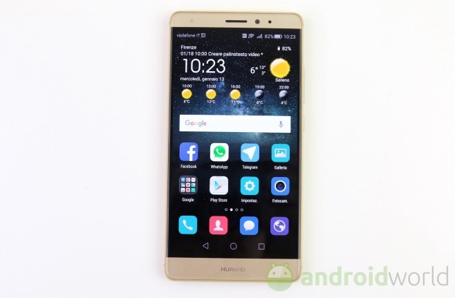 Huawei Mate S Limited Edition - 3