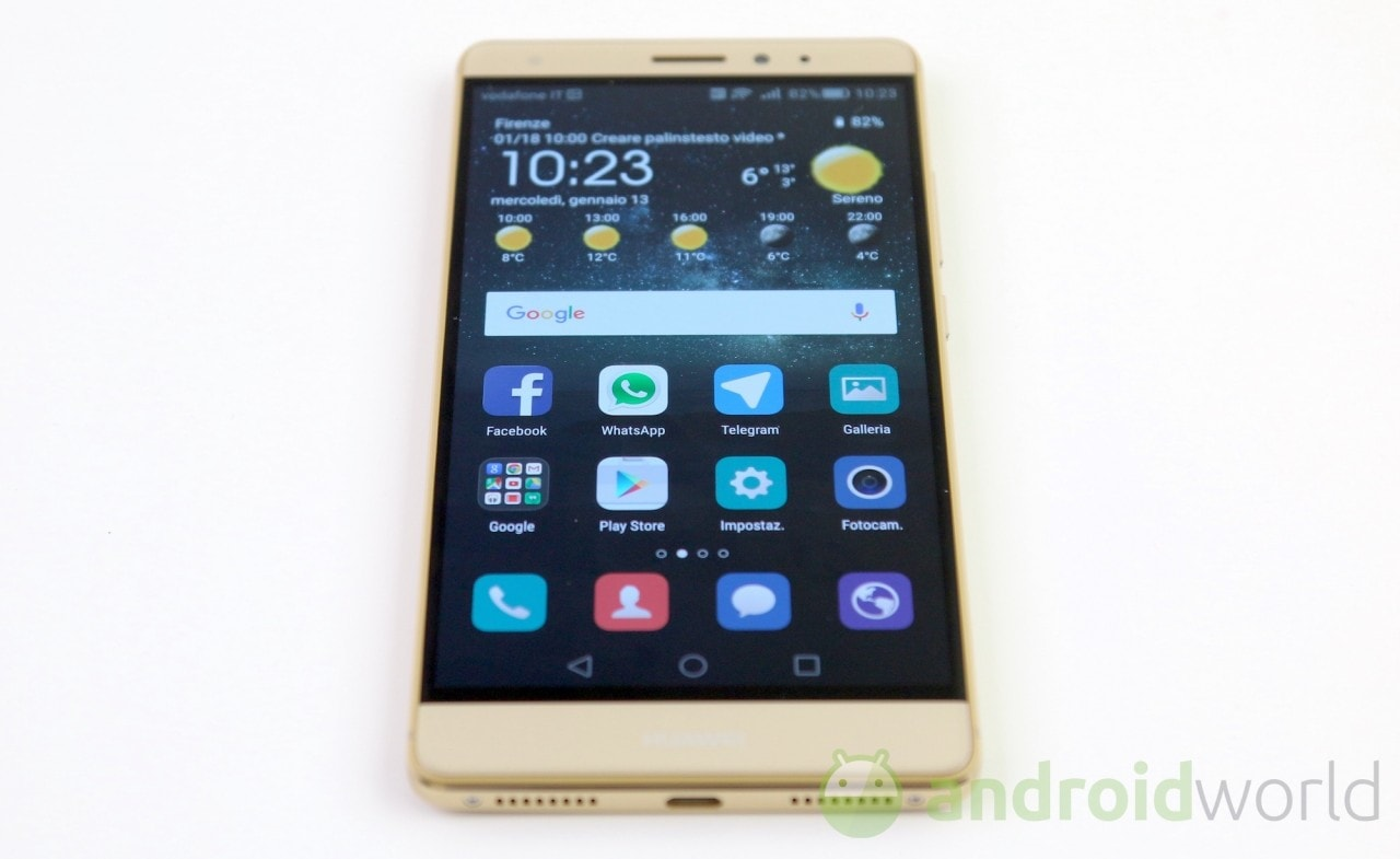 Huawei Mate S Limited Edition - 4
