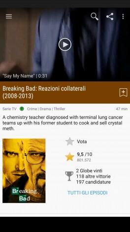IMDb Material Design 1