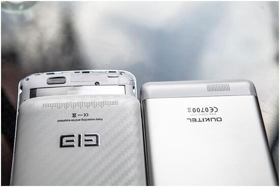 K6000 Pro VS elephone P8000 - 3