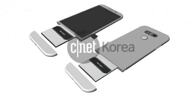 LG G5 estraibile - 2