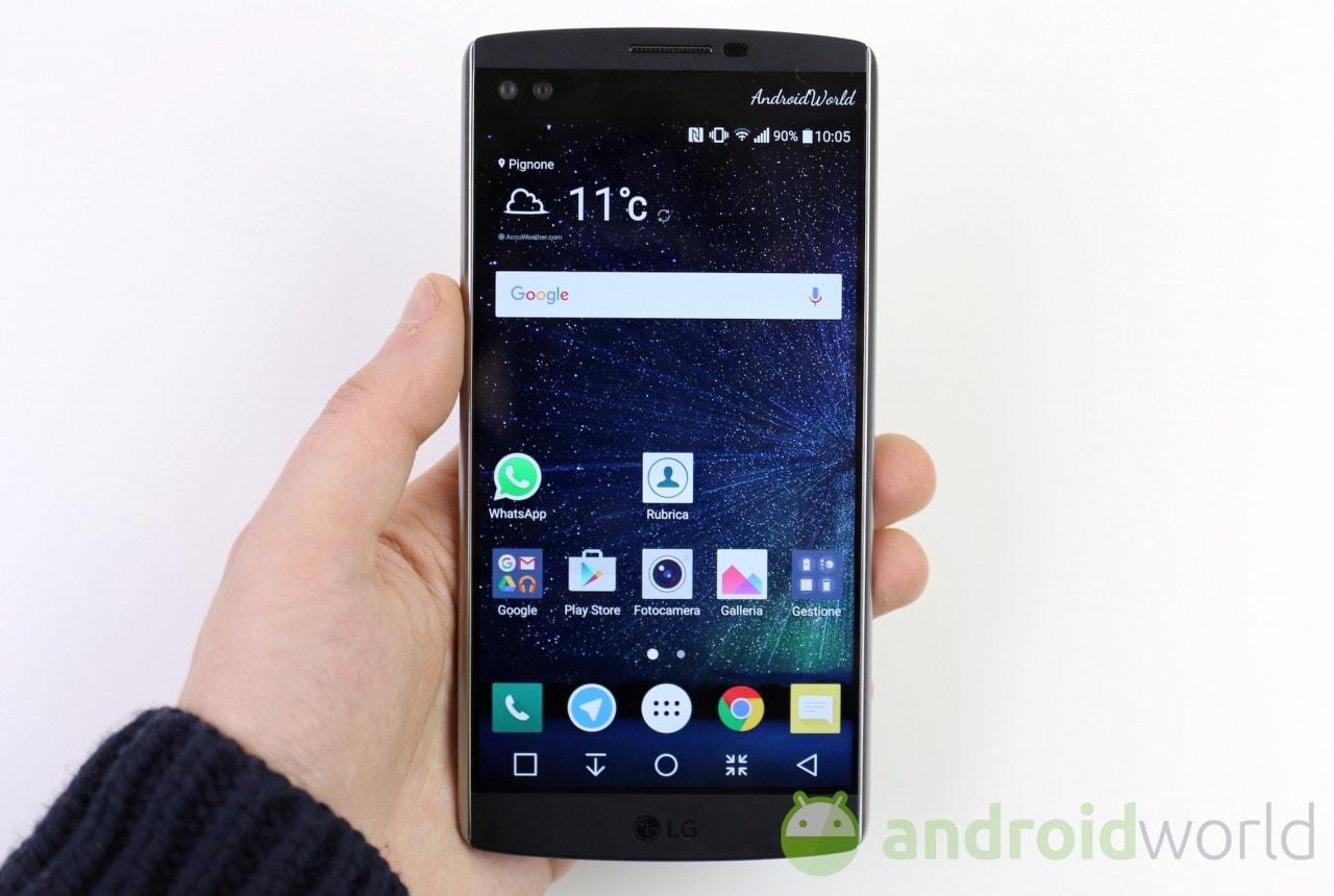 LG V10 si aggiorna a Marshmallow in Italia: sembra tutto uguale, ma è tutto diverso (foto)