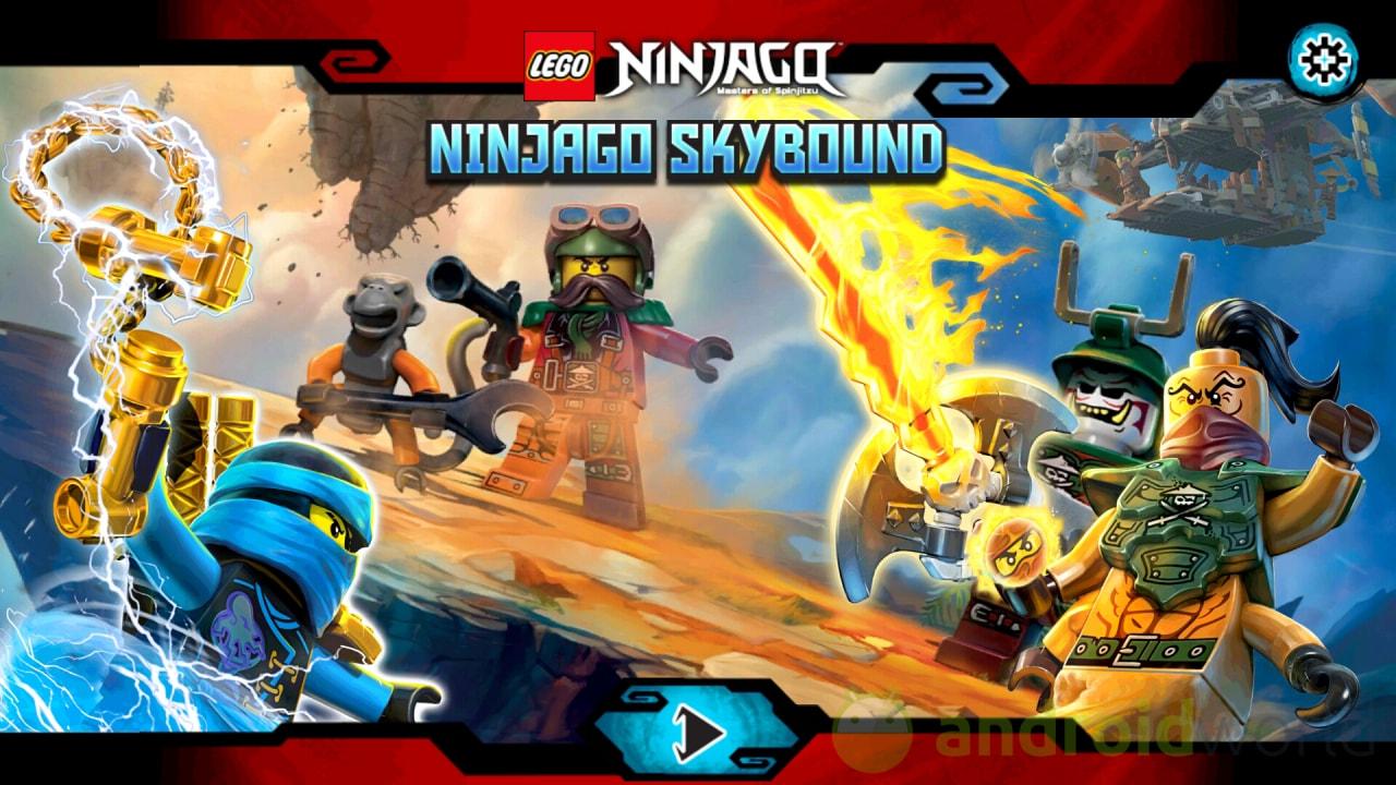 LEGO Ninjago: Skybound è un nuovo gioco di azione LEGO completamente gratuito