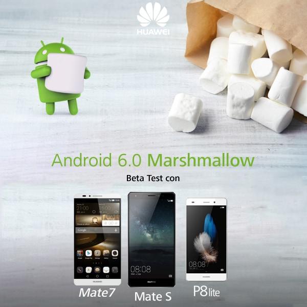 Marshmallow p8 lite mate 7 mate s