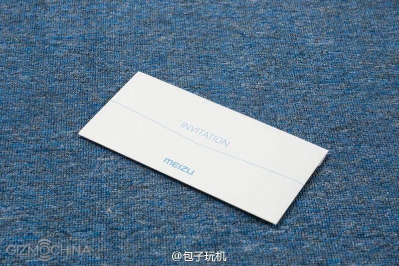 Meizu prepara un invito per un evento: cosa bolle in pentola?