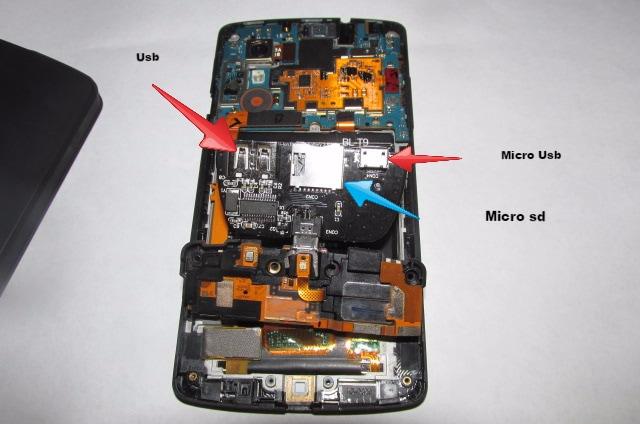 Nexus 5 microSD - 3
