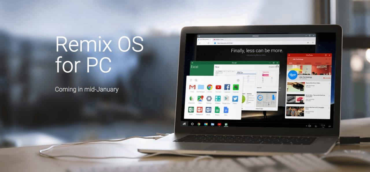 Allwinner vuole realizzare i più economici notebook con Remix OS (video)