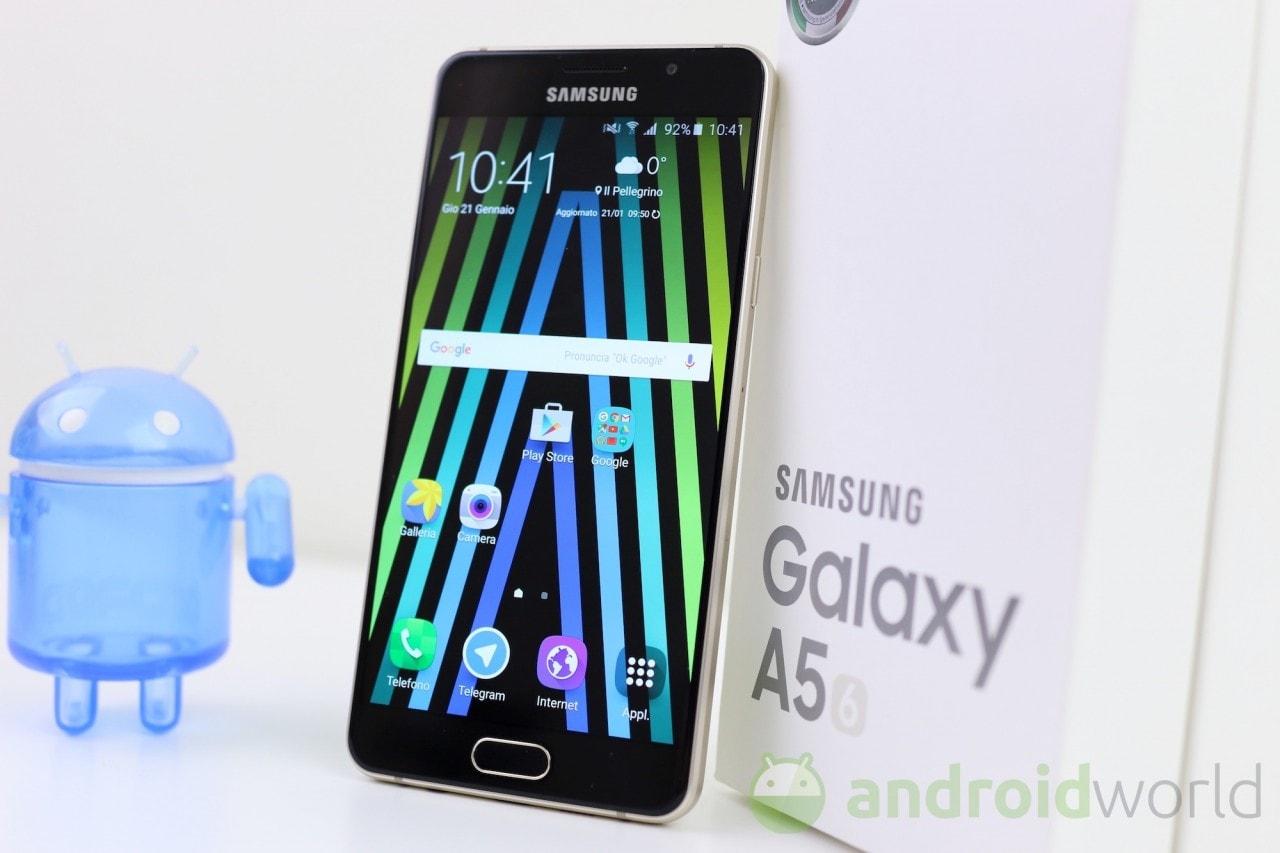 Samsung Galaxy A5 (2016) - 14