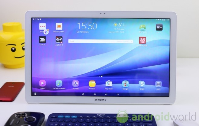 Samsung Galaxy View - 3