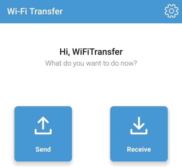 Samsung Wi-Fi Transfer - 4