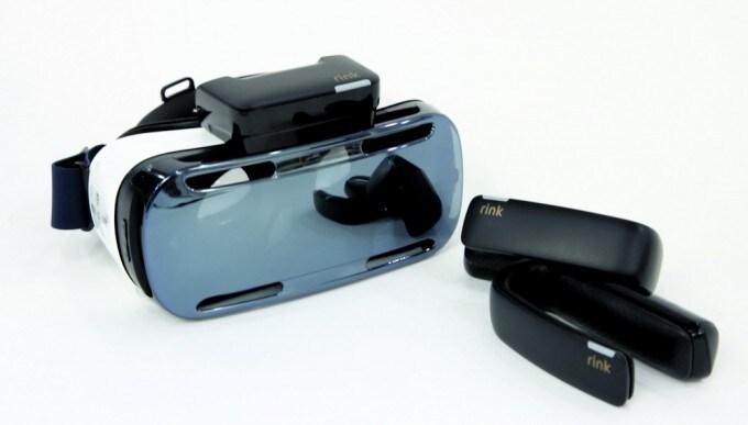 Samsung rende la realtà virtuale interattiva con Rink