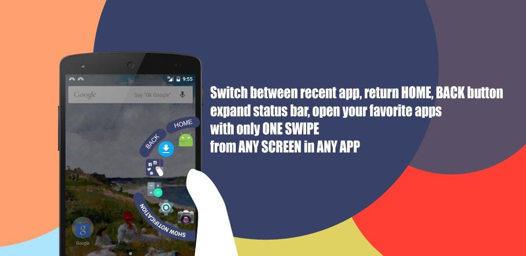Il multitasking a portata di pollice, con Swiftly Switch (foto)