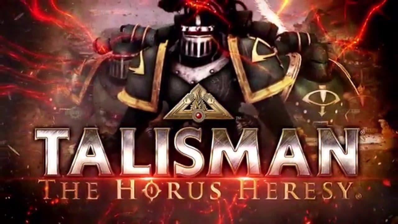 Talisman the horus heresy ancora un nuovo gioco per warhammer androidworld - Talisman gioco da tavolo ...
