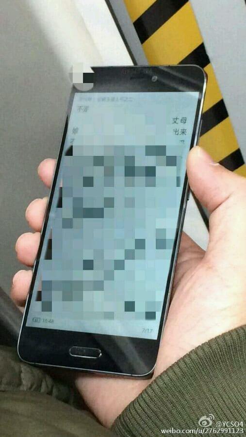 Xiaomi Mi5 leaked – 1