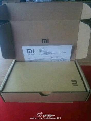 Xiaomi Mi5 scatola leaked - 1