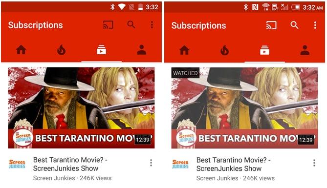 YouTube v11 – 1