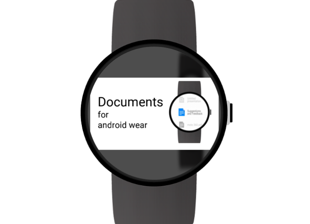 documents android wear head