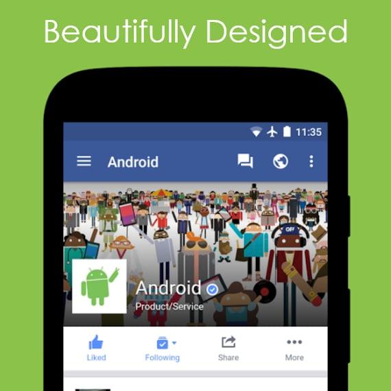 Folio for Facebook è scomparso dal Play Store (Aggiornamento: ha cambiato nome)