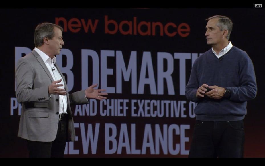 new balance e intel