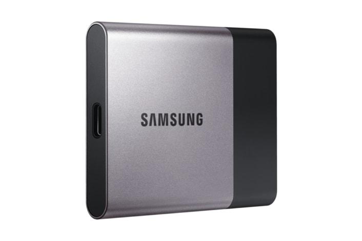 Samsung presenta un nuovo hard disk esterno SSD, compatibile anche con Android