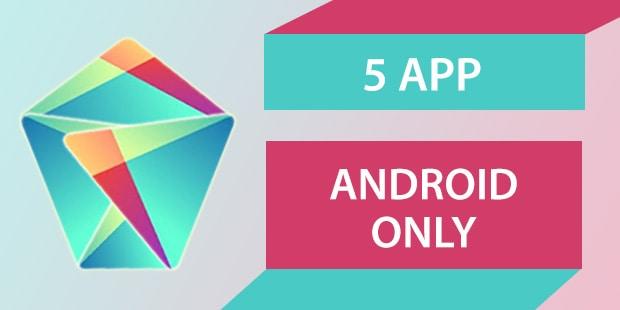 Migliori app esclusive Android