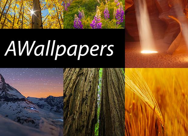AWallpapers sfondi androidworld