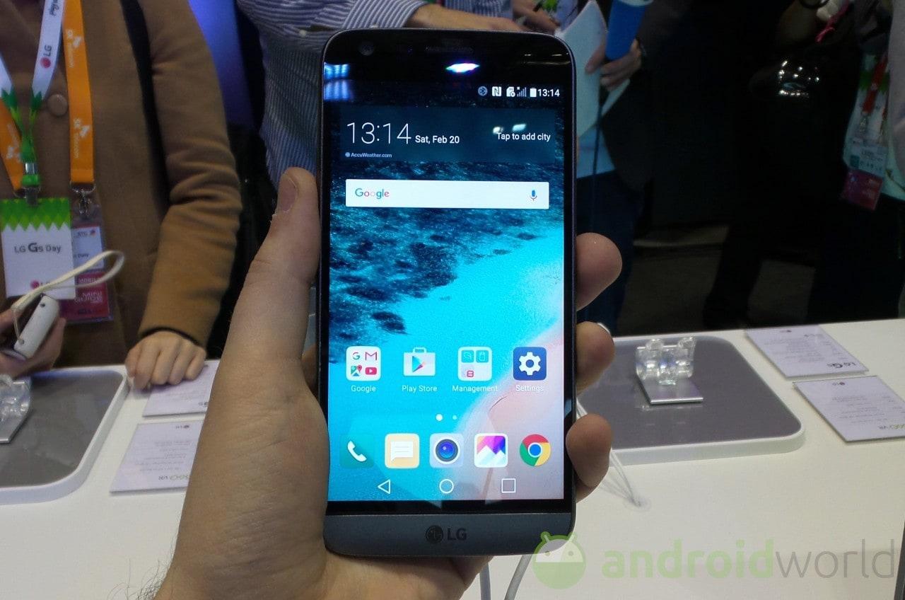Anteprima LG G5 - 11