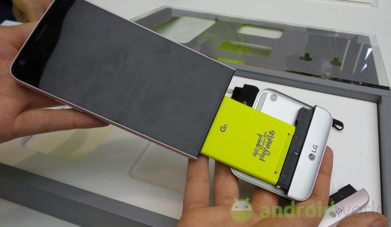 Anteprima LG G5 - 28