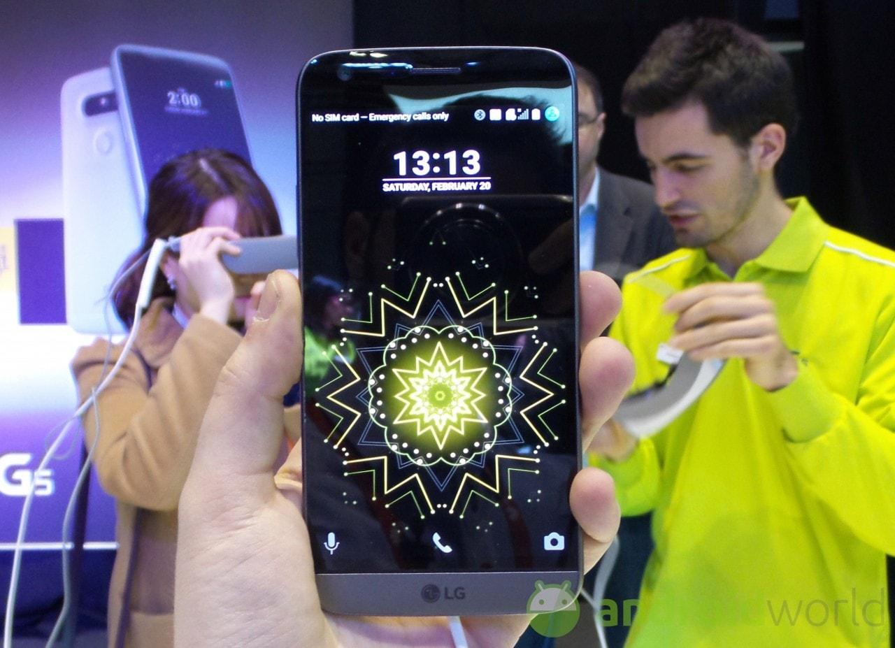 Anteprima LG G5 - 3