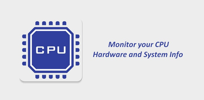CPU Hardware System Info (head)