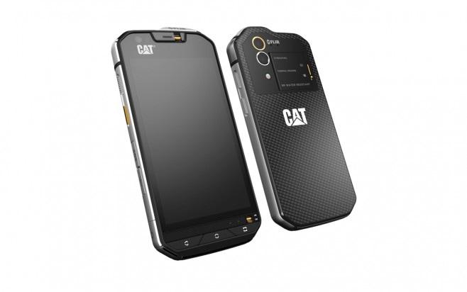 Cat S60 - 1