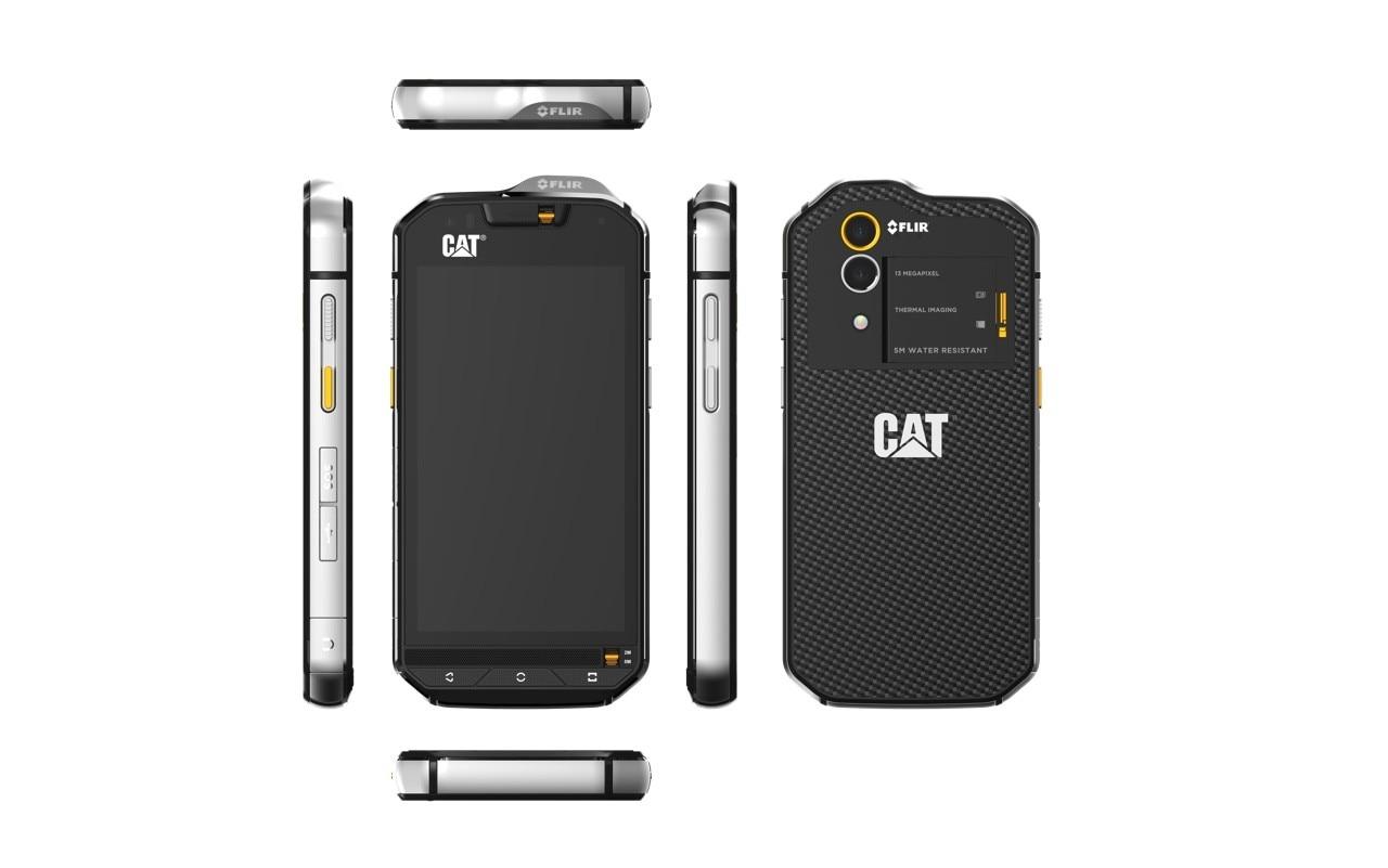 Cat S60 - 7
