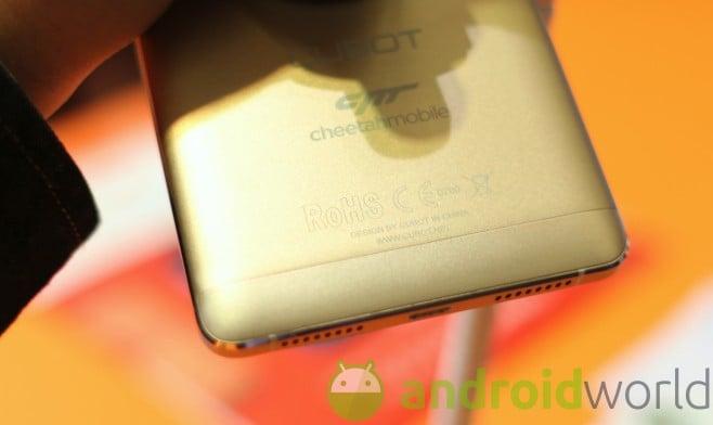 Cheetah Mobile Cubot Phone -10