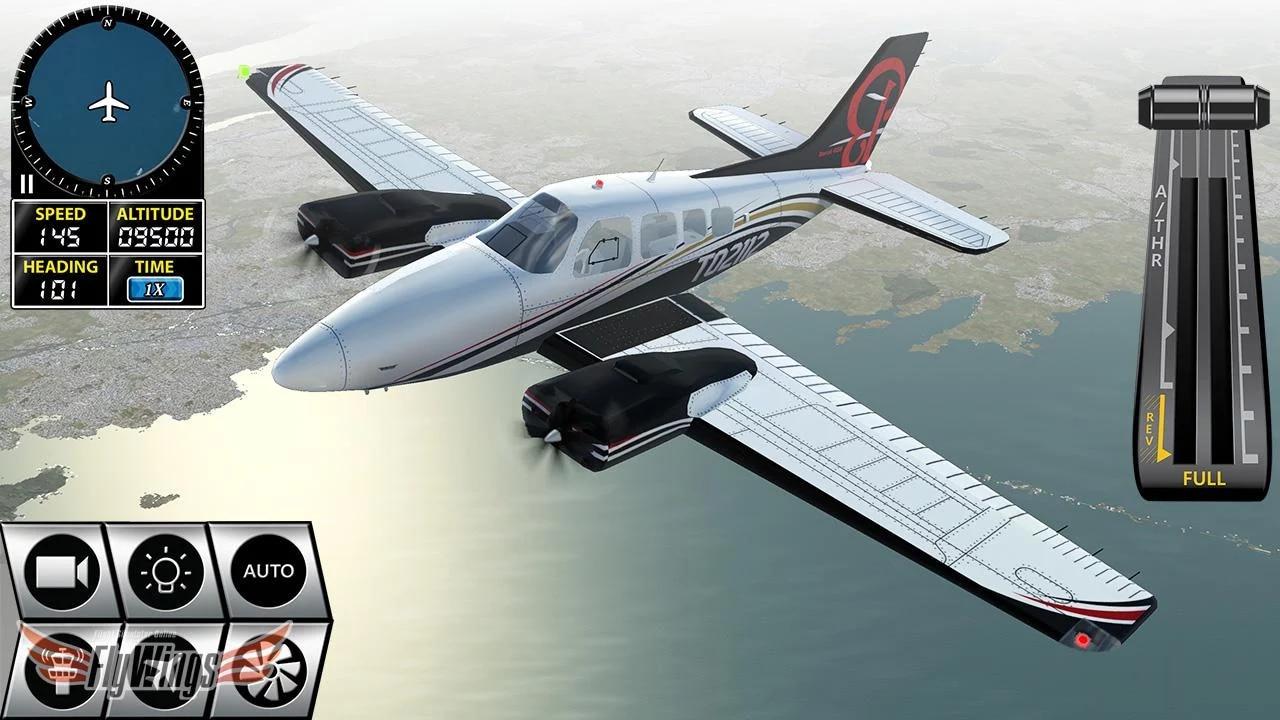 Flight Simulator 2016 HD atterra sul Play Store (foto e video)