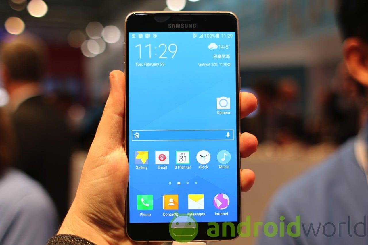 Foto Samsung Galaxy A9 - 1