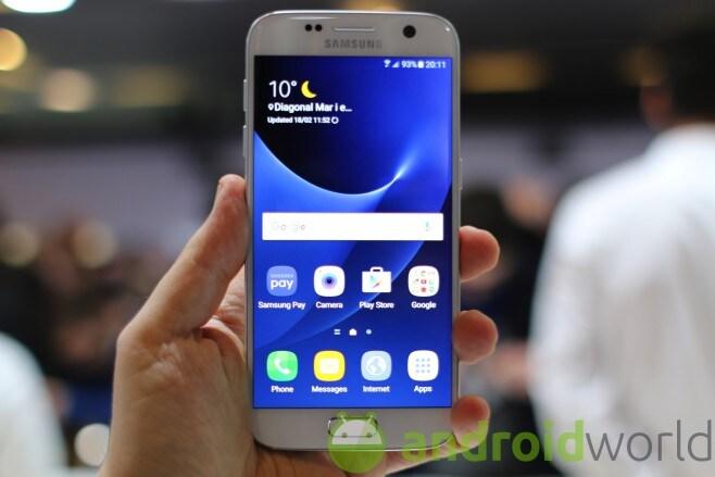 Foto Samsung Galaxy S7 - 1