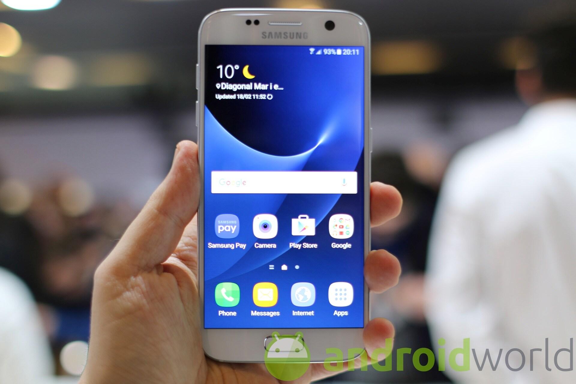 Foto Samsung Galaxy S7 – 1