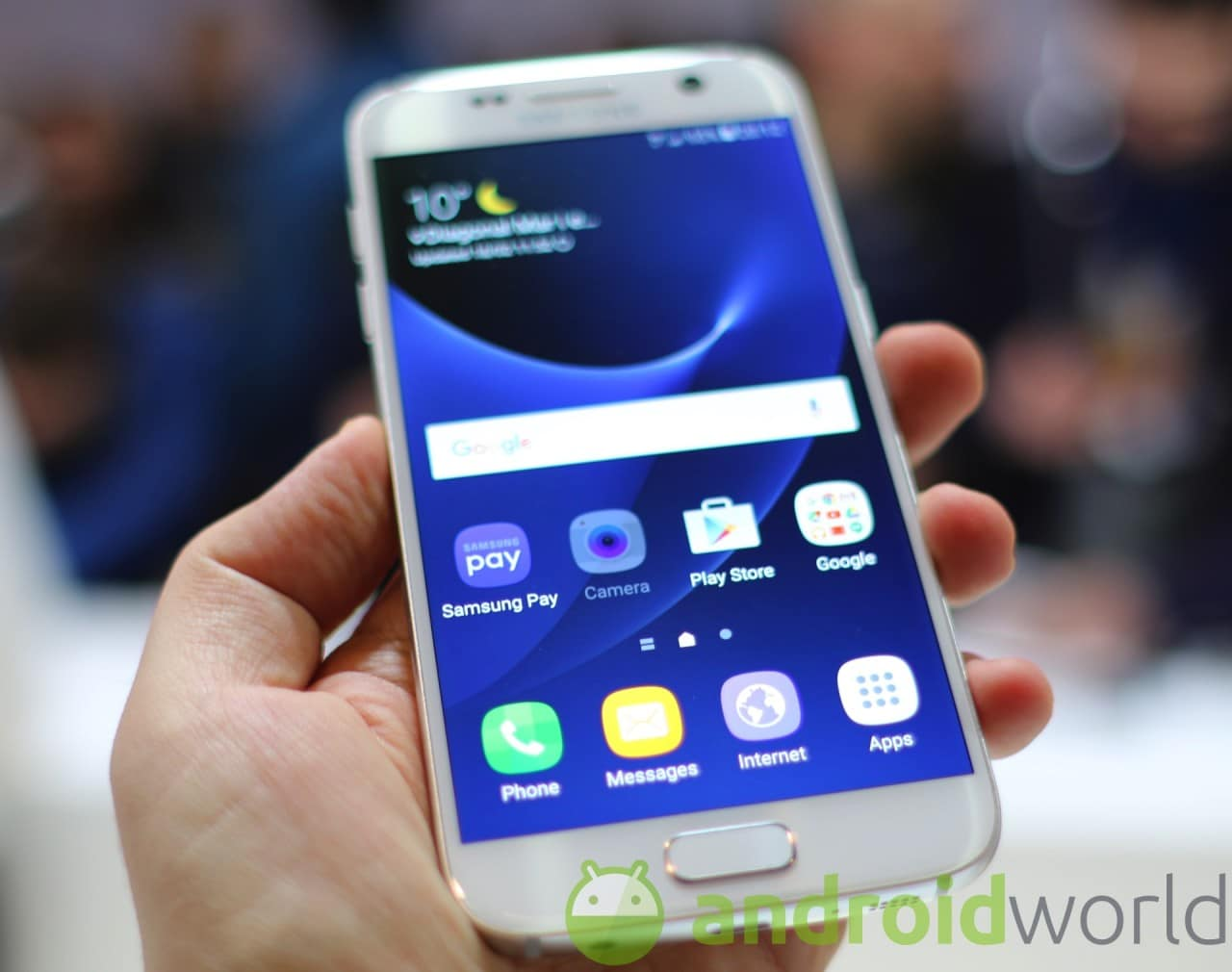 Foto Samsung Galaxy S7 - 8