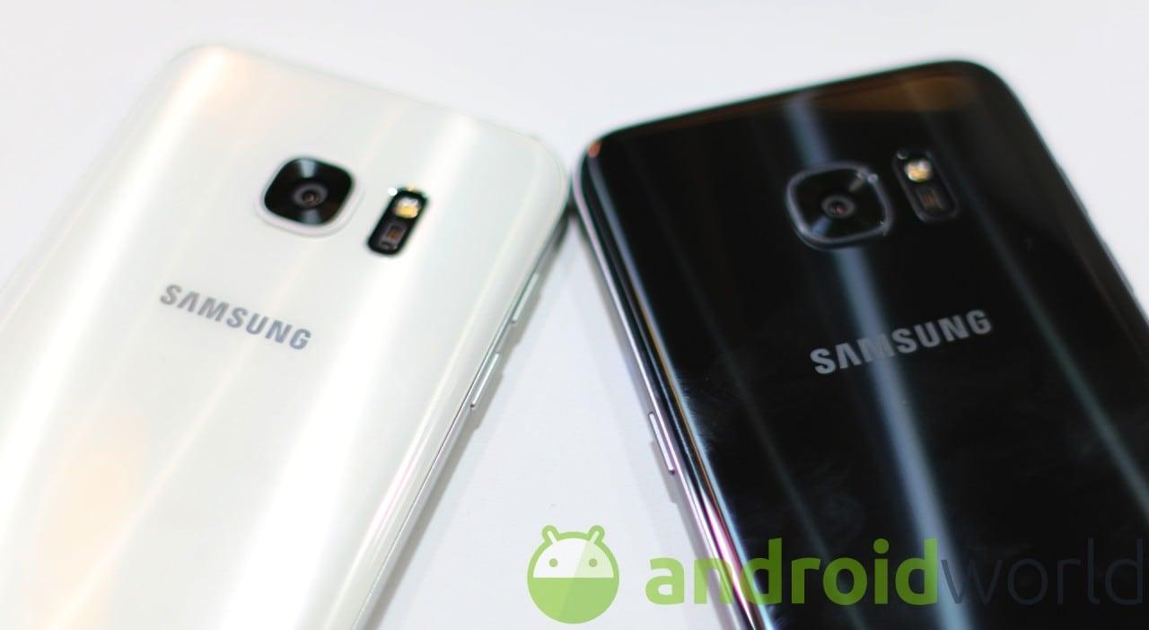 Foto Samsung Galaxy S7 ed S7 edge - 2