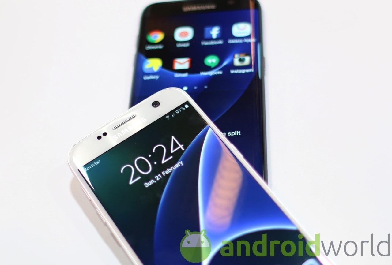 Foto Samsung Galaxy S7 ed S7 edge - 4