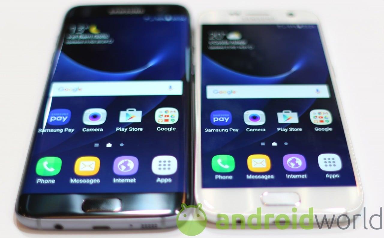 Foto Samsung Galaxy S7 ed S7 edge - 5