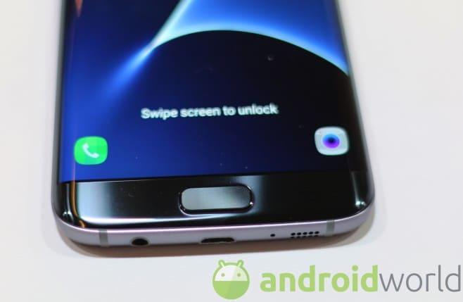 Foto Samsung Galaxy S7 edge - 1