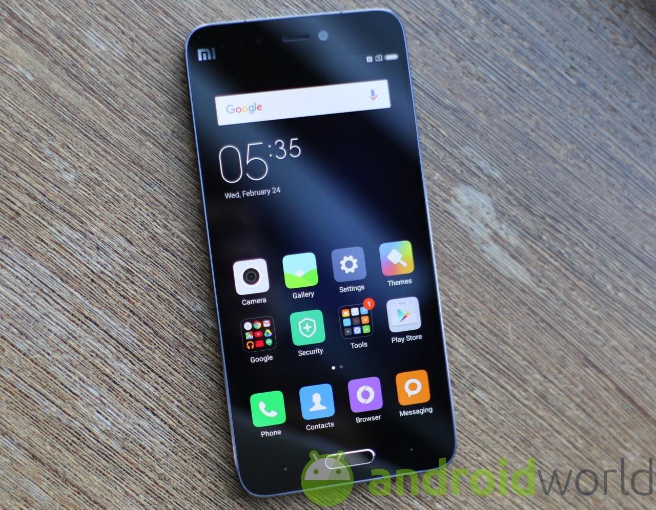 Foto Xiaomi Mi5 -5