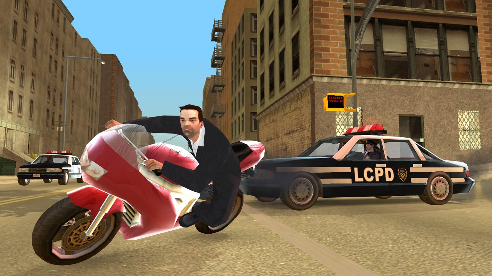 GTA Liberty City Stories – 4