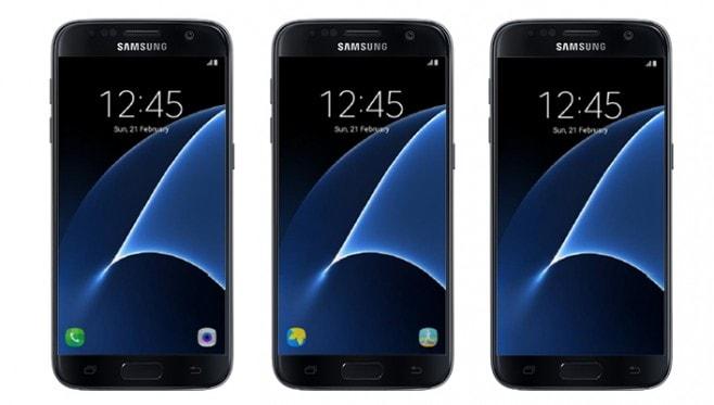 Galaxy S7 design 1